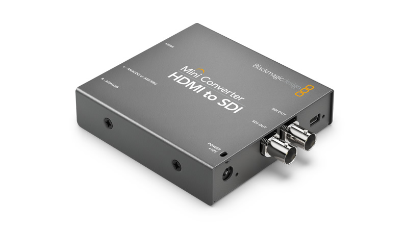 Blackmagic Design HDMI->HD-SDI Konverter